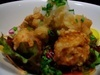 甲州健味鶏の唐揚げ