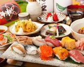 寿司食べ放題ランチ