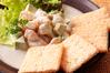 海老とアボガドのマヨネーズ和え わさび風味