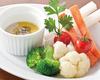 5種野菜のバーニャカウダ