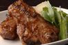 沖縄豚のグリルポーク
