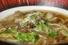 牛バラ肉煮込みタン麺