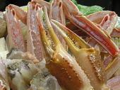 松葉ガニのちり鍋