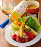 旬鮮野菜のバーニャカウダ