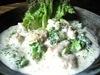 海老とブロッコリーのマヨネーズ炒め