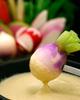 伊吹山麓湧水豚と近江野菜のタジン鍋・バーニャカウダコース